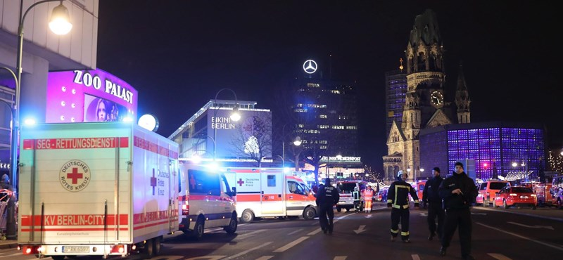 Cseh és Franciaországban elrendelték a karácsonyi vásárok fokozott védelmét