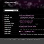 Pornót kínált a látogatóknak Zsigó Róbert honlapja