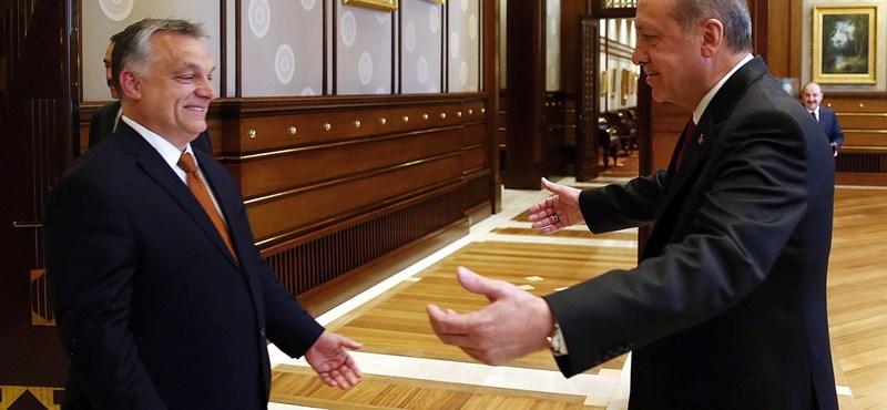 Orbán és Erdogan együtt a mezőgazdaságért és természetvédelemért