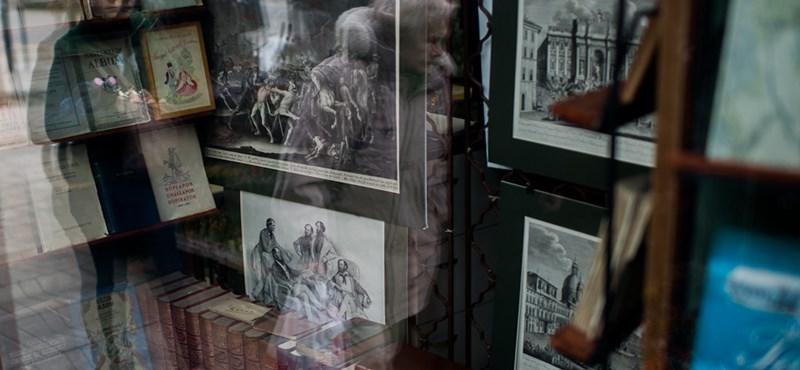 Ön mennyit adna a lepusztult Múzeum körútért?