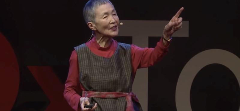 A lehetetlen nem létezik: 60 évesen használt először számítógépet, most telefonos alkalmazást csinált egy 81 éves néni