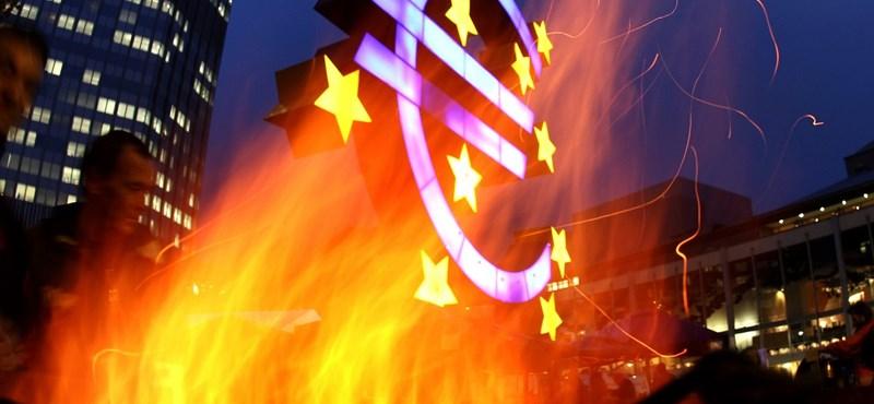 Játék a tűzzel: ha repülnek a görögök, mélybe ránthatják Európát