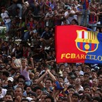 Megváltozik a Barcelona címere