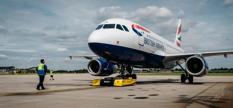 Tucatnál is több budapesti járatot töröltek a British Airways sztrájkja miatt