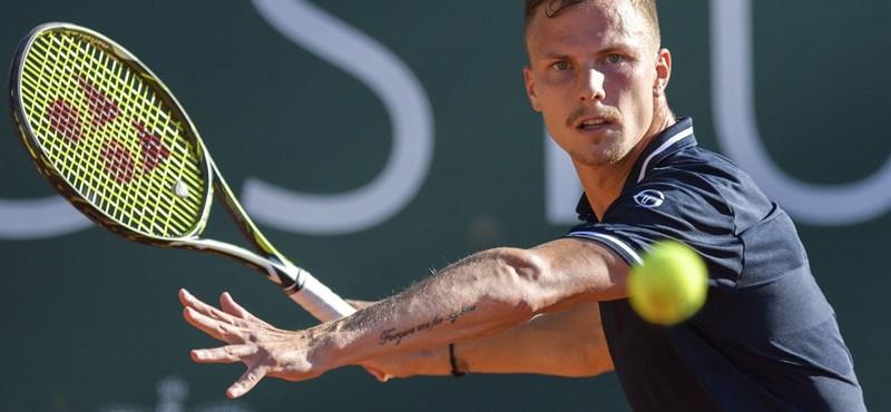 Fucsovics és Babos ismét beolvasott a teniszszövetségnek