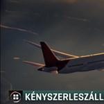 Félrenyelt gumicukor miatt kellett kényszerleszállnia egy gépnek Budapesten
