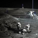 Kiadta a parancsot a NASA: a Holdon nincs háború, és a szemetelés is tilos