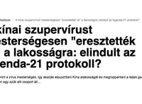 Máris elkezdett terjedni a hazugság a koronavírusról – figyeljen oda, át akarják verni