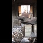 Így néz ki a tűzvész után a brazil Nemzeti Múzeum – videó