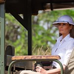 Melania Trump: Nem mindenben értek egyet a férjemmel