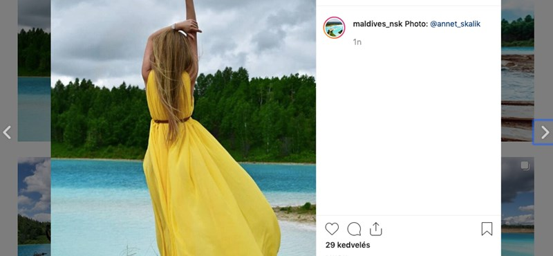 Életveszélyes a szibériai tó, ahol imádnak pózolni az Instagramozók