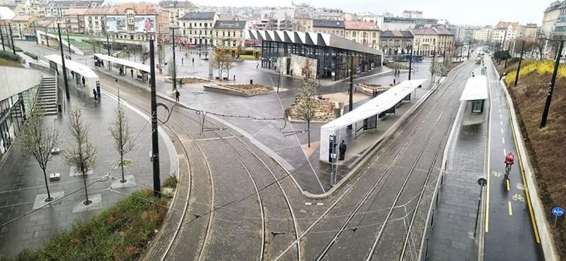 Ritkán látott hangulatban Budapest: üres utcák, kihalt helyek (fotók)