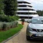 Másodszorra is bejöhet - Nissan Qashqai menetpróba