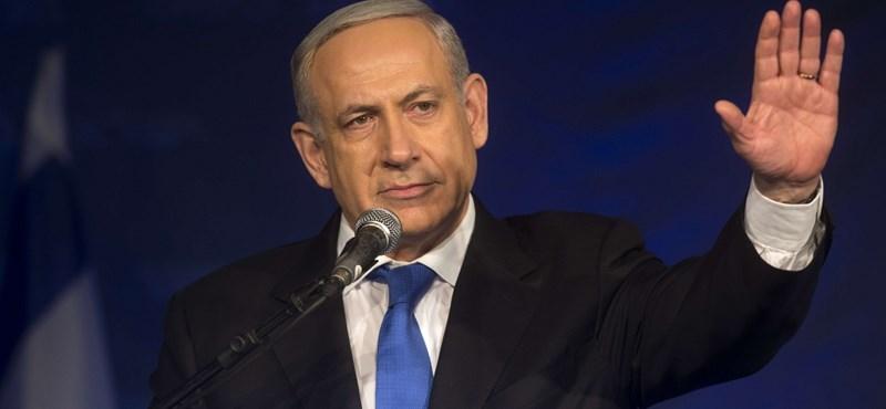 Benjámin Netanjahu is karanténba került