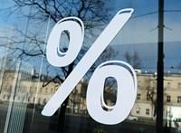 Átlagosan 8,3 százalékkal nőttek a kgfb-díjak