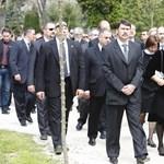 Orbán, Áder, Kövér, Kósa is ott volt Szalai temetésén - fotók
