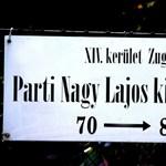 Átnevezték a Nagy Lajos király útját is Budapesten