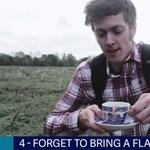 Zseniális reklám a téli szezonra készülő tipikus angol turistákról