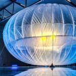 Ufónak nézték a Google szerverballonját