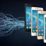 Itt a Huawei új telefonja, és csak 25 ezer forintba kerül