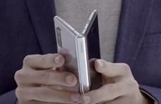 Heteken belül bemutathatják a megjavított Samsung Galaxy Foldot