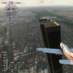 Egy félreértés miatt került egy 212 emeletes irodaház a Microsoft új, repülős játékába