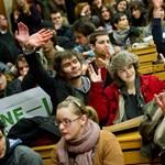 Az LMP is megy tiltakozni az egyetemistákkal az ELTE-re
