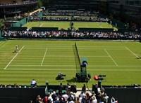 Törölték a wimbledoni tenisztornát
