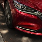 Itt az új Mazda 6: a japánok is bevetik a turbót