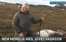 Holtpontra jutott a svéd nyomozás Semjén szarvasvadászata ügyében