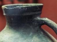 2200 éves alkoholt találtak, van belőle 3 liter