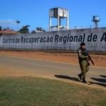 Megfojtottak négy rabot a brazil börtönlázadás után