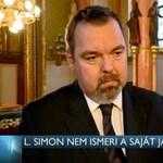 L. Simon, leülhet