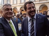Két hét múlva érkezik Budapestre Matteo Salvini