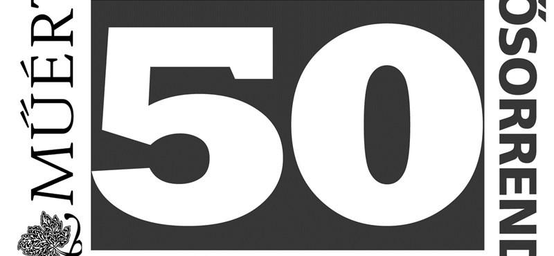 Magyar Power 50 – 2012