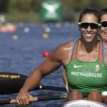 Két magyar arany, egy bronz a kajak-kenu vb első napján