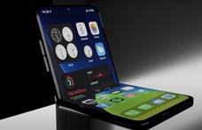 2023-ban jöhet az összehajtható iPhone, több érdekesség is kiderült róla