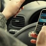 Bedöglött a Blackberry, kevesebb volt a közúti baleset
