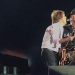 Évtizedek múlva is emlegetni fogják, amit McCartney és Neil Young összehozott