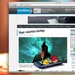 Játsszunk Angry Birdsöt és Fruit Ninját bármelyik weboldalon a böngészőben [videóval]