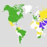 Internetszabadság: Magyarország a 10. legjobb minősítést kapta