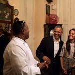 Havannai kísértés – Obamáék egy lakásétteremben
