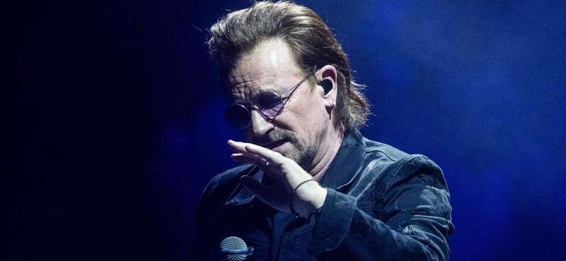 Bono beszólt Orbán Viktornak