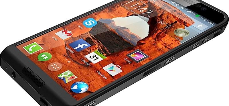 Nem tévedés: 320 GB-os okostelefon
