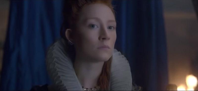 A királynő is menstruál, még egy filmben is