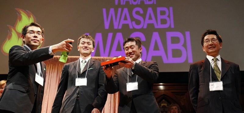 Telt hólyag és wasabis tűzjelző: íme az idei IgNobel-díjasok