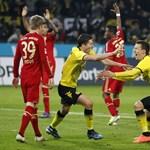 A Dortmund megverte a Bayernt és bajnok lehet