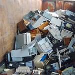Ez szemétség: úgy kevesebb az e-hulladék, hogy közben több is