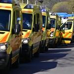 A mentőgyártásra 1,4 milliárdért felizmosított állami cégnek váratlanul kockázatos lett a mentőgyártás