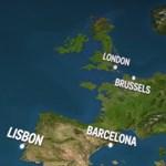 London és New York is víz alá kerülne, ha a jégtakarók elolvadnának - videó